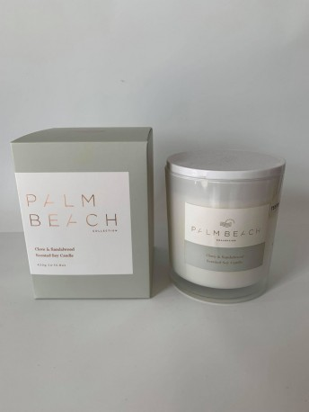 CLOVE AND SANDALWOOD CANDLE