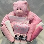 BABY GIRL HAMPER **OUT OF STOCK**